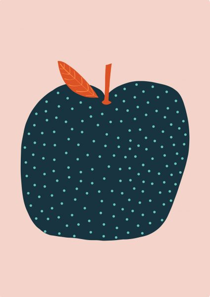 Apple-Fruit-Print_Food_Kitchen_Editorial_Healthy Eating_Alice-Potter_2017