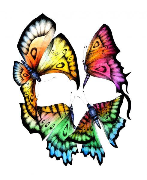 Kaleidoscopic Immortality