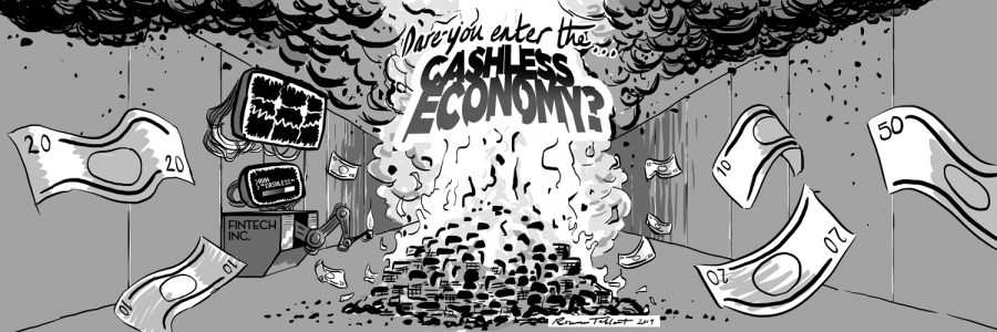 Cashless Society for Modern Media Review