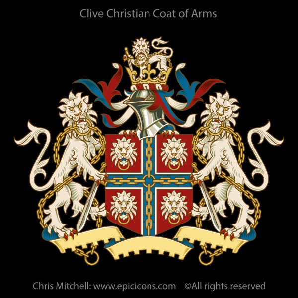 Clive Christian Crest