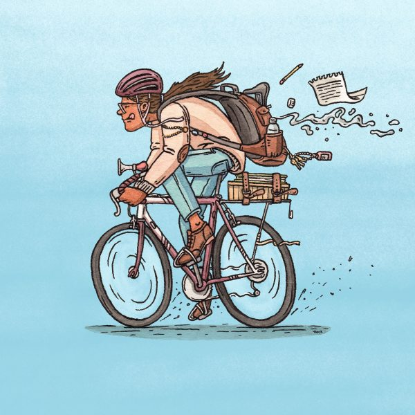 Cyclist-Insta
