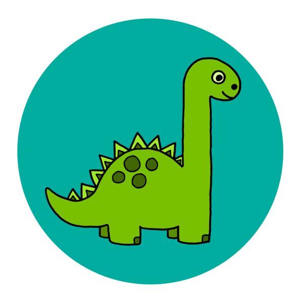 Cute Dinosaurs: Diplodocus