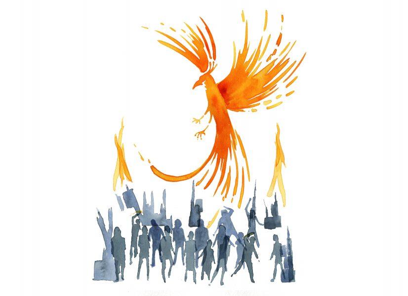 Focault phoenix_AnnKiernan