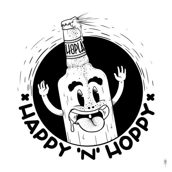 HAPPY'N'HOPPY!