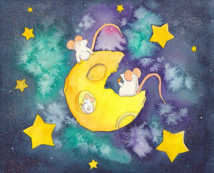 Cheddar Moon