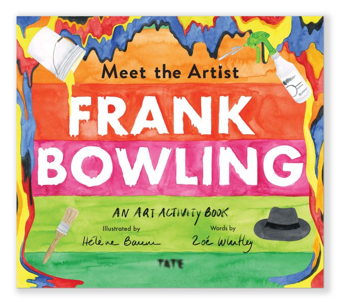 Meet the Artist: Frank Bowling