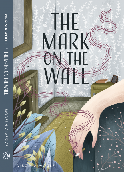 Mark on the wall Re-Cover Book Design