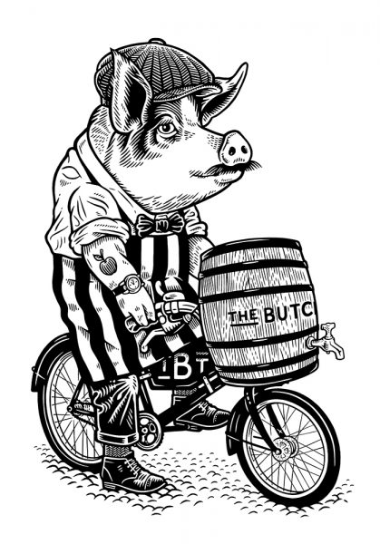 Matthew Green The Butchers Tap