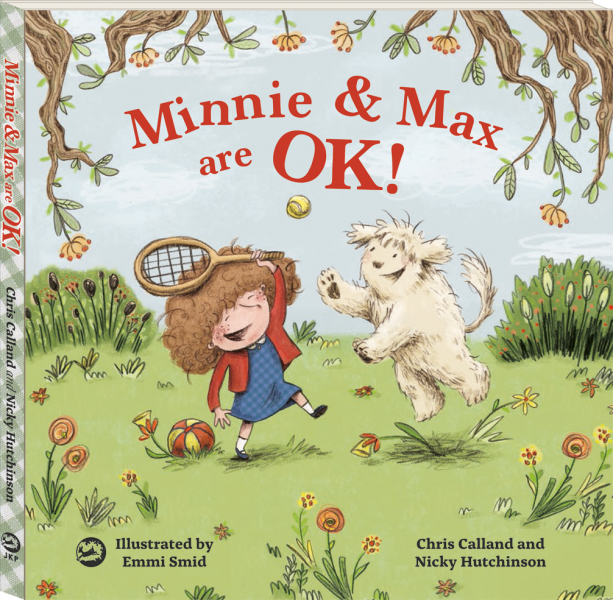 Minnie & Max are OK! Book Cover