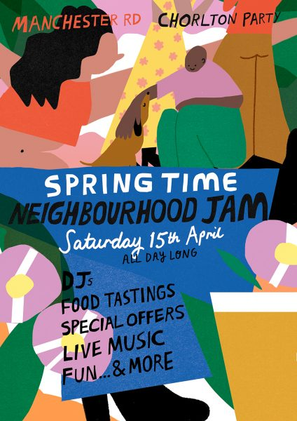 Neighbourhood Jam