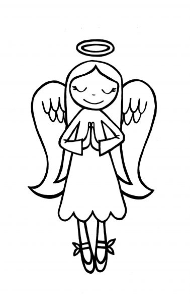 Angel : Stamp Design