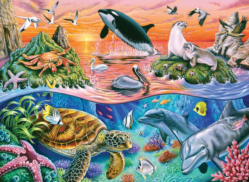 Ocean Gathering