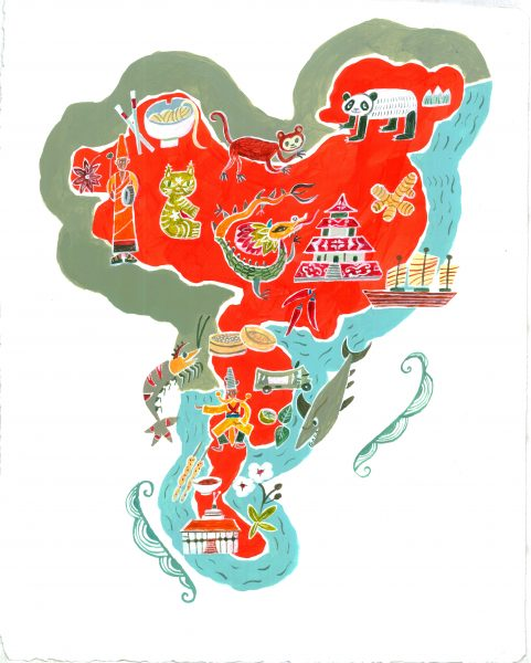 Oriental Illiachi