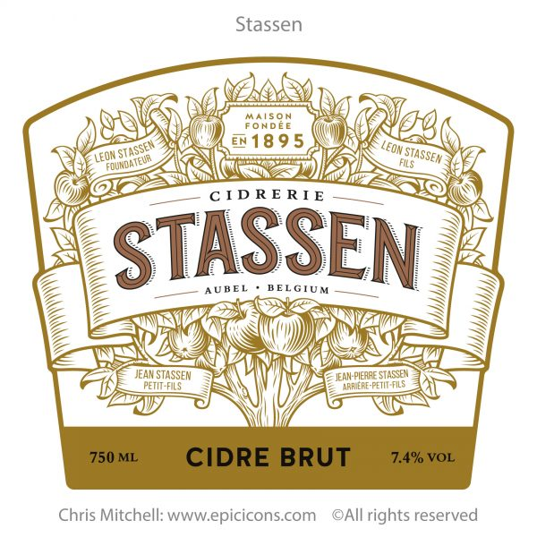Stassen Cider