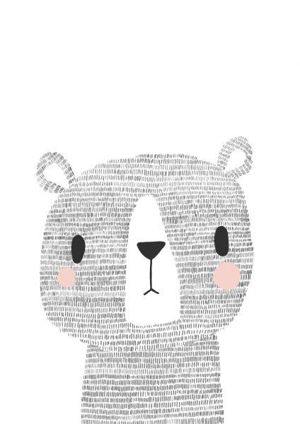 Woodland-Doodle-Bear_A4_Alice-Potter_2017