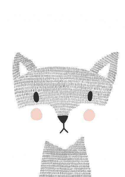 Woodland-Doodle-Fox_A4_Alice-Potter_2017