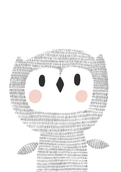 Woodland-Doodle-Owl_A4_Alice-Potter_2017