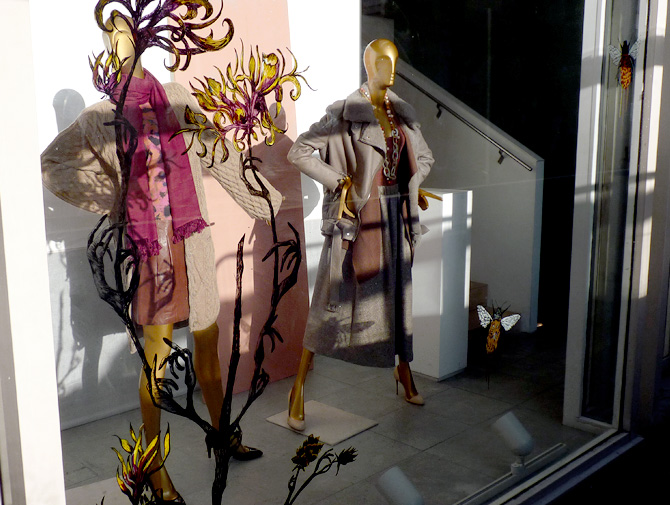 Browns Fashion Window