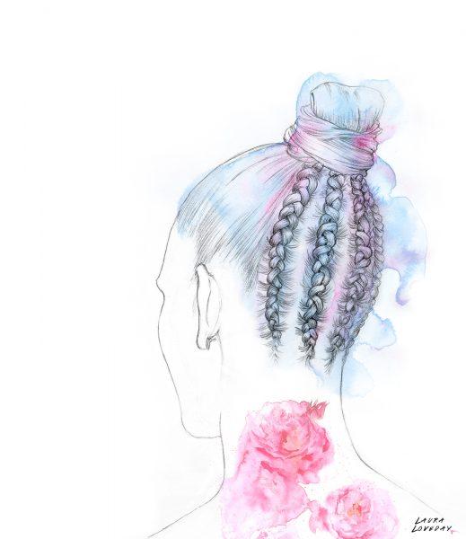 Dior hair 2017