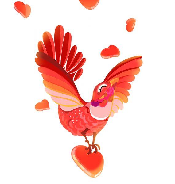 Tweet Hearts