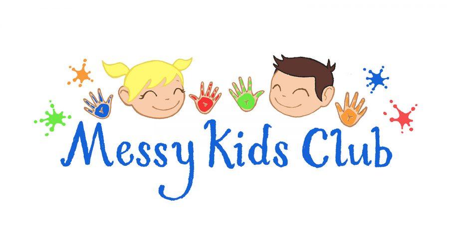 Messy Kids Club : Logo Design