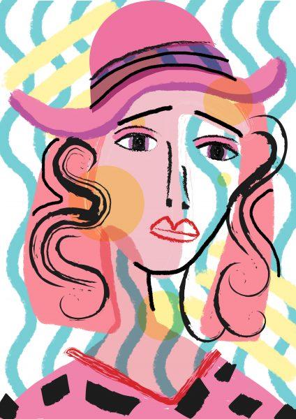 Experimental Portrait