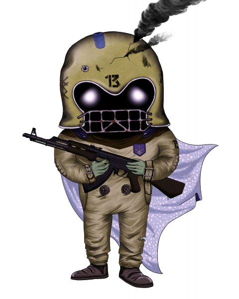 TEDDY SOLDIER