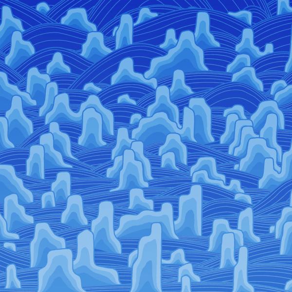 A COLD LANDSCAPE