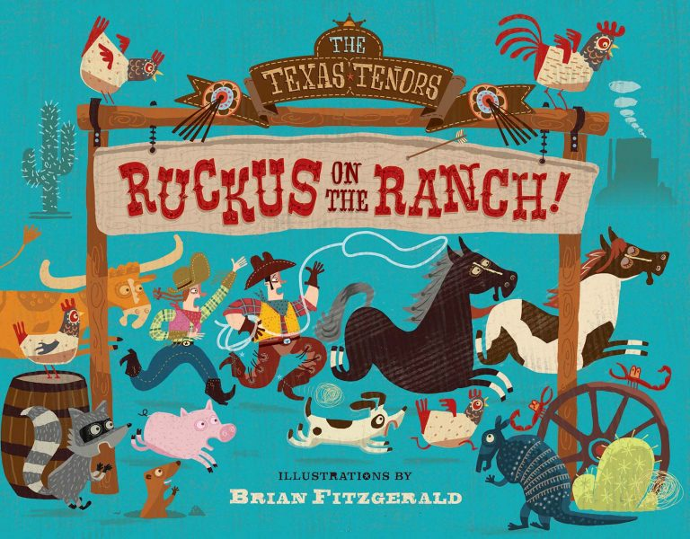 Ruckus on the `ranch