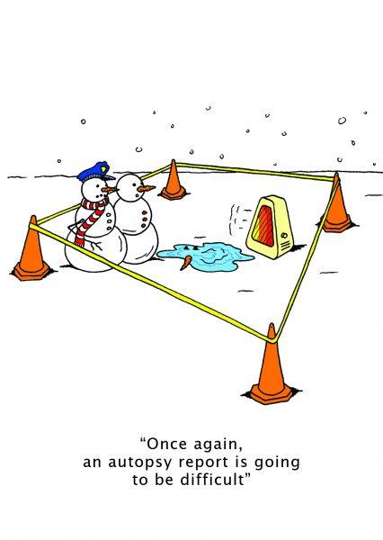 CSI Snowman