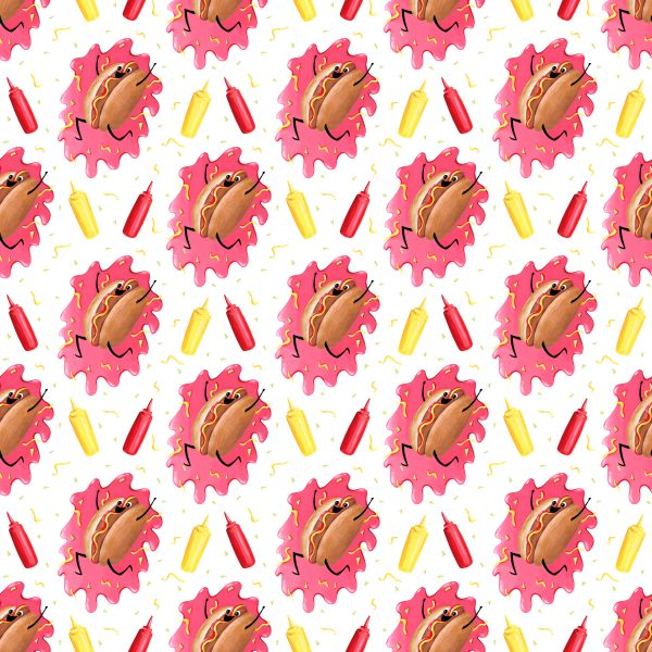 #1 Wiener Repeat Pattern