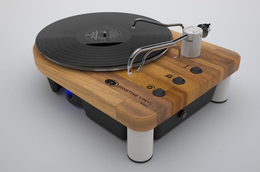 Pristine Vinyl Record Cleaning System
