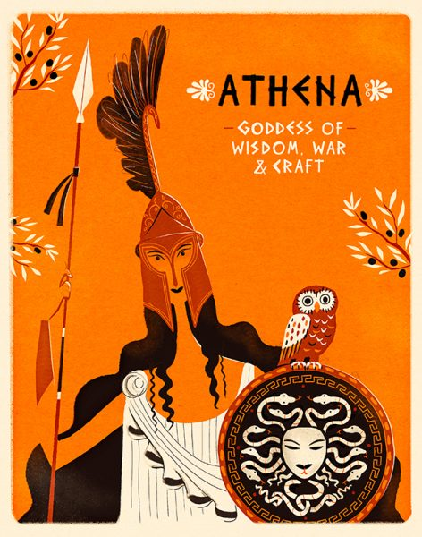 Chris Dickason Athena