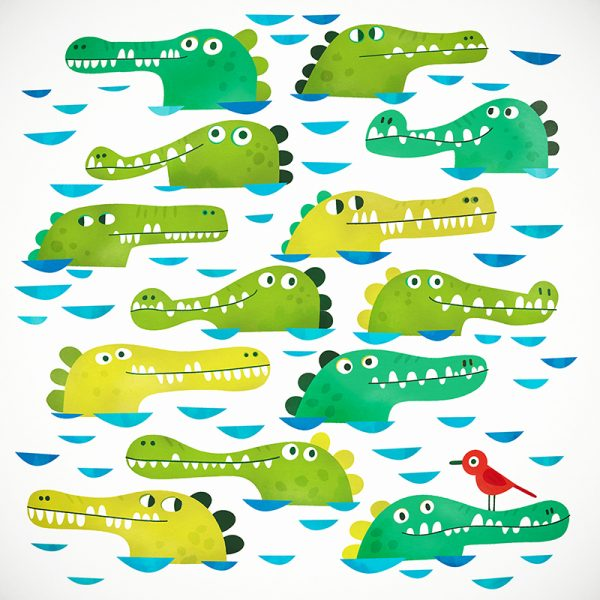 Counting Crocs Chris Dickason