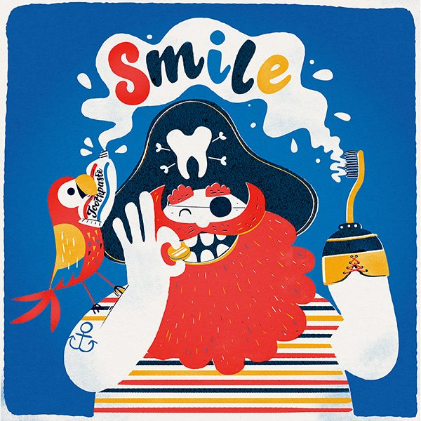 Chris Dickason Pirate Dentist