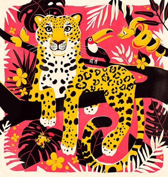 Chris Dickason Jaguar