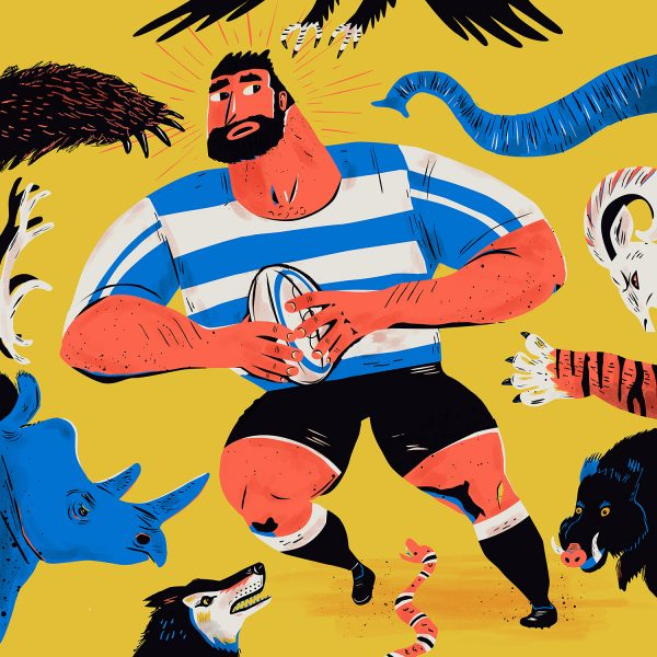Rugby Beasts