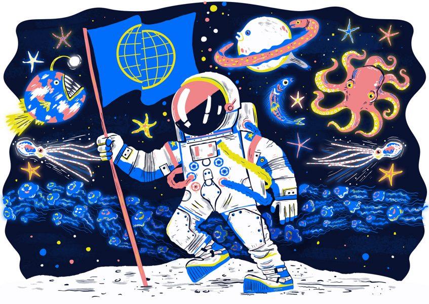 Space Vs Sea