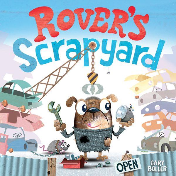 Rover's Scrapyard
