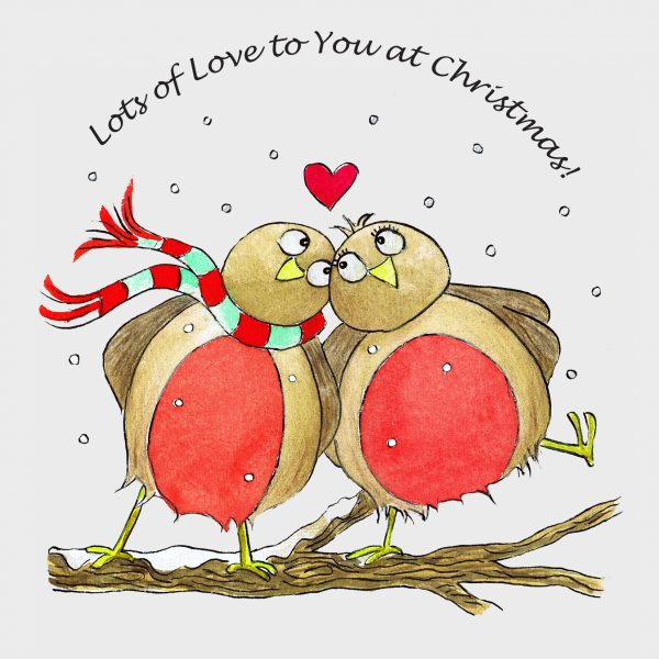 Lots of love to you at christmas