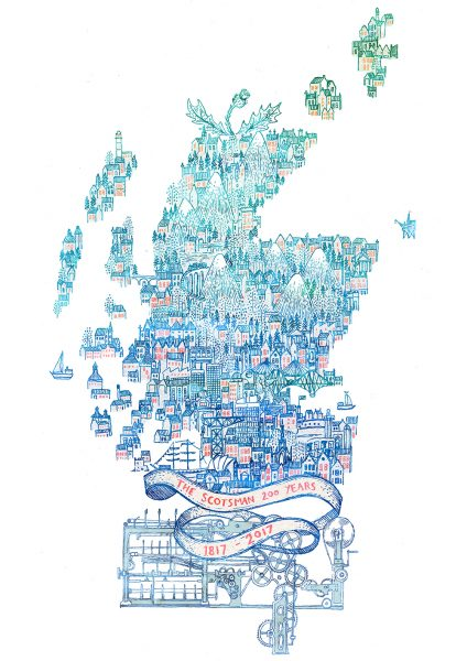 The Scotsman 200 Years