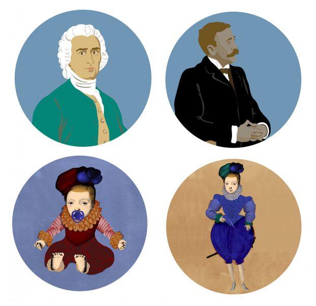Freelance Historical Portraits