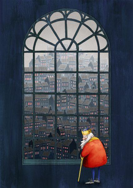 The King's Window