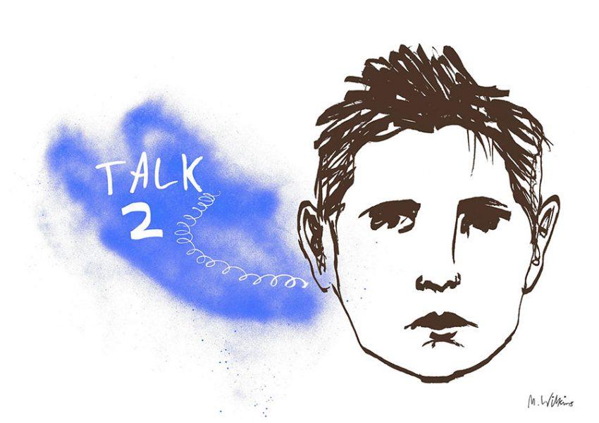Talk 2 Frank