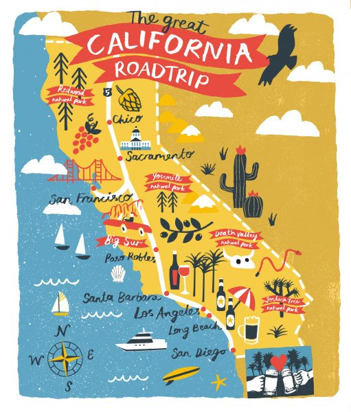 California Roadmap Ferment Magazine