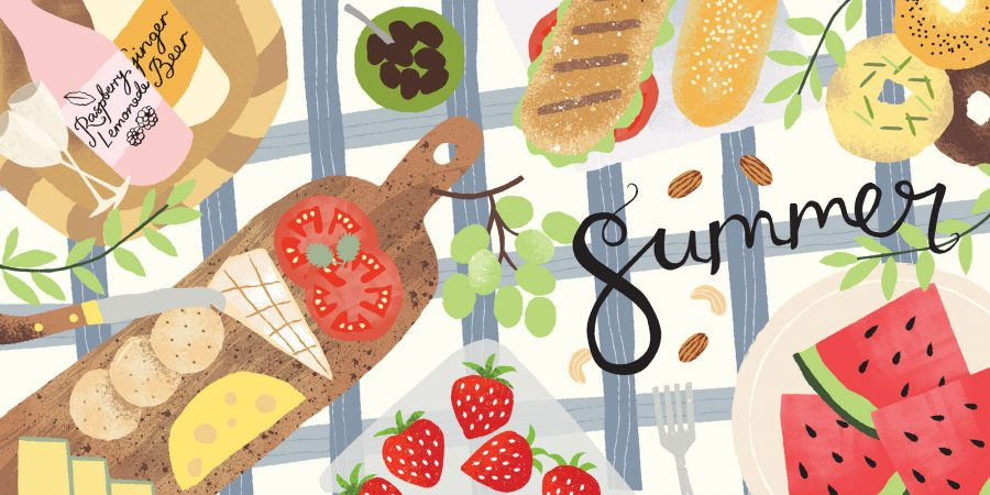 Summer Foodimentary Book