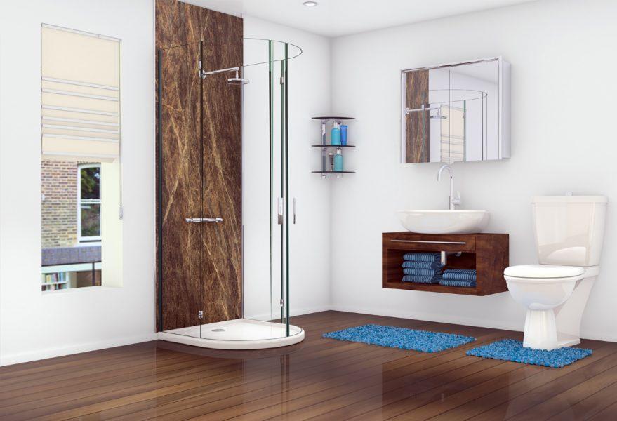 System 6 Bathroom