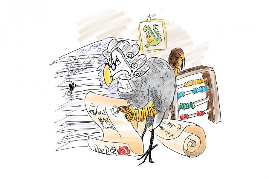 Legal Dodo