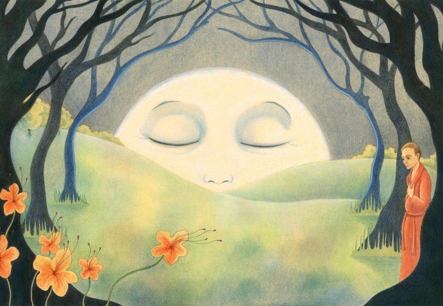 A Pale Moon