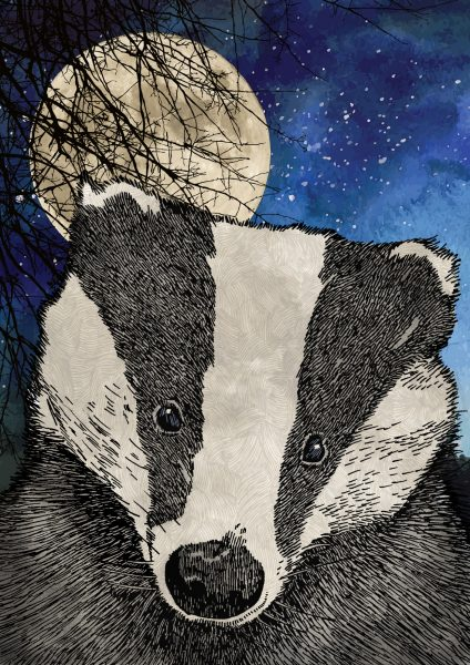 Badger Moon